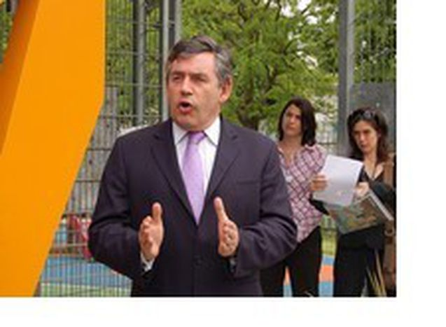 Image for Gordon Brown, Euro-sceptic prime minister?