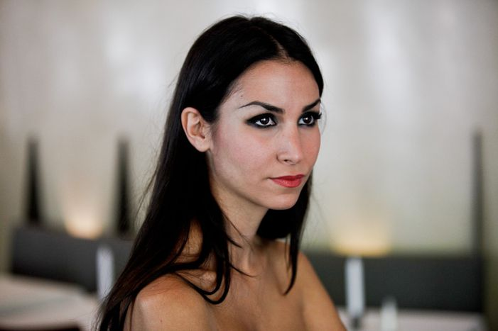 "Image for Sıla Şahin, musulmana e senza veli: ""Finalmente libera!"""