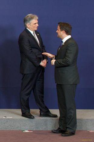 Image for Double accord financier pour l'Union européenne