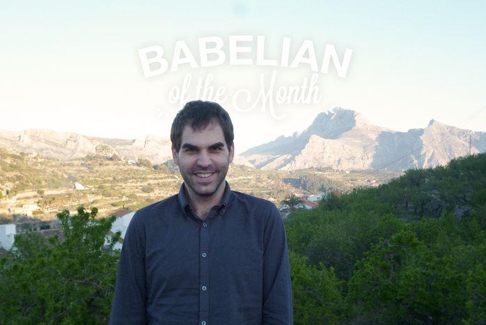 Image for Le Babélien du mois
