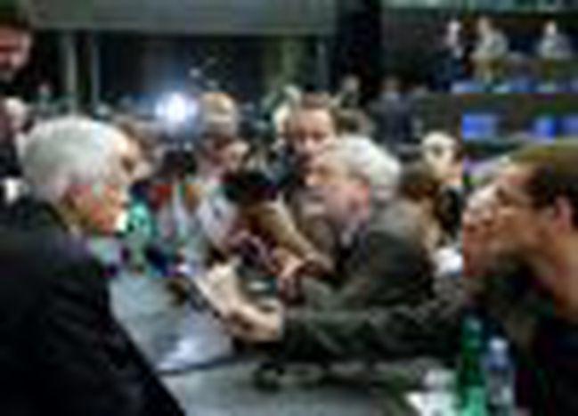 Image for Populares, socialistas y liberales se enrocan en Europa