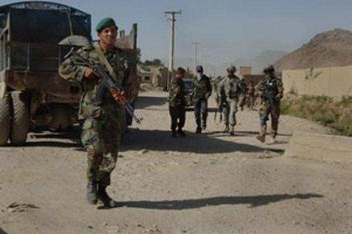 Image for Europa no mueve ficha en Afganistán