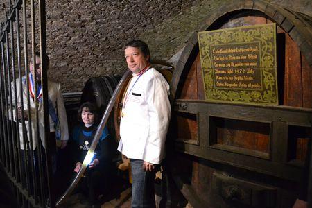 Image for Le vin le plus vieux du monde fait tonneau neuf