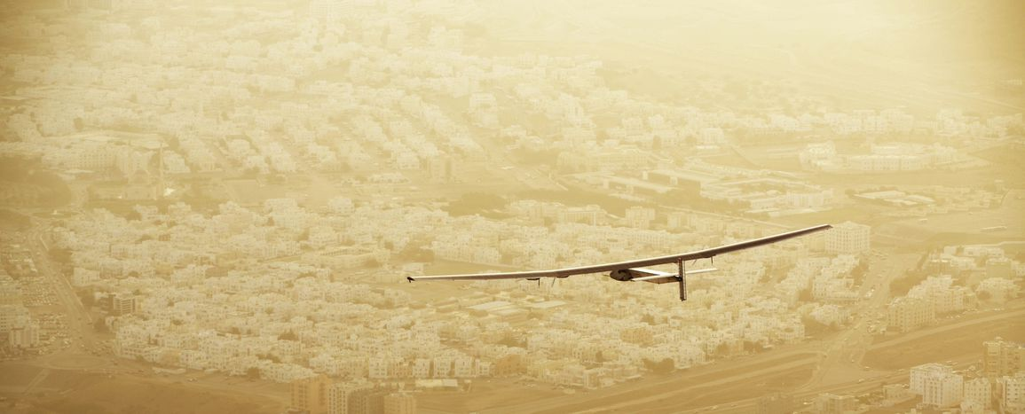 "Image for Solar Impulse: ""Our world is living in the past"""