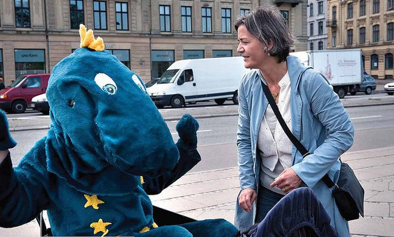 """Image for """"Ci deve essere un limite"""" disse il Dansk folkeparti e, così, frontiera fu."""