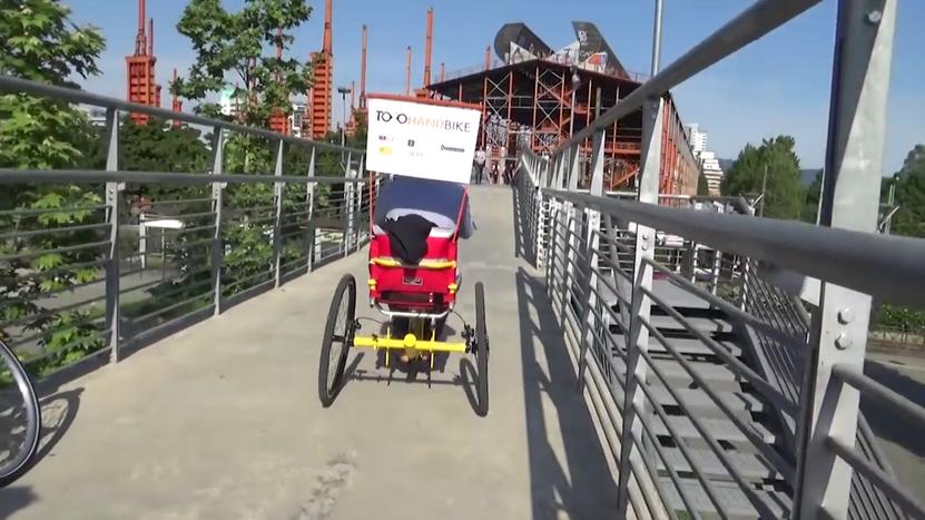 Image for ToHandBike : mobilité durable pour tous à Turin!