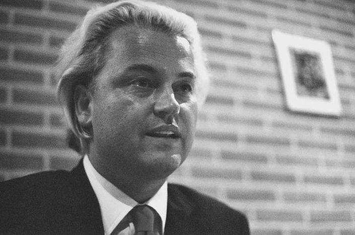 Image for Le populiste Geert Wilders tire son épingle du jeu européen aux Pays-Bas
