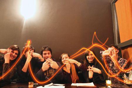Image for Giovani italiani a Bruxelles: cervelli in lotta