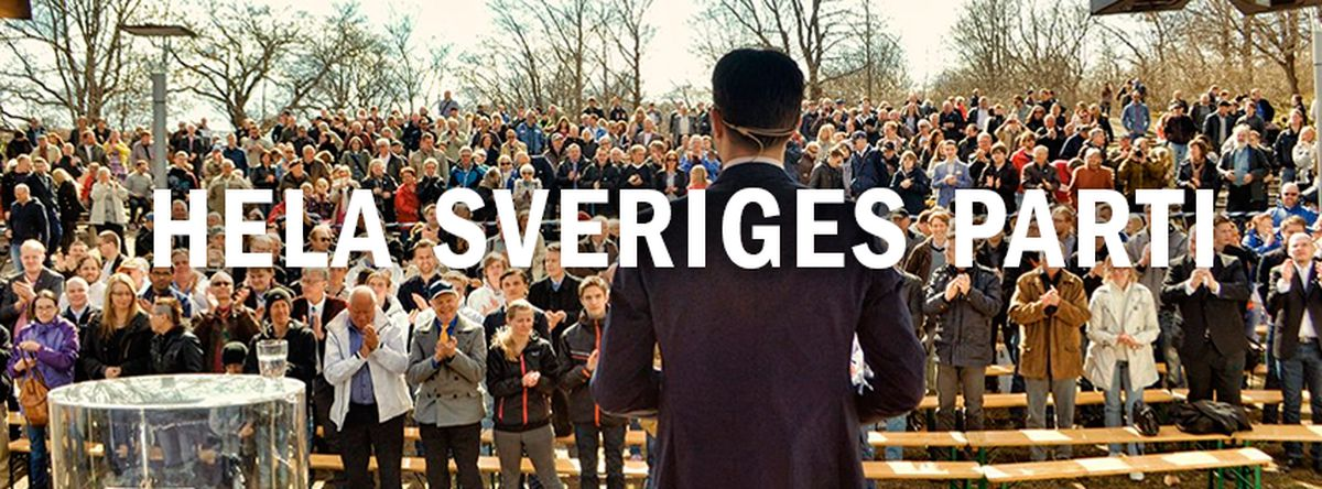 Image for Rise of the Extreme Right in Sweden