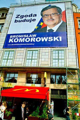 Image for Bronislav Komorowski: un filo-europeo per la Polonia