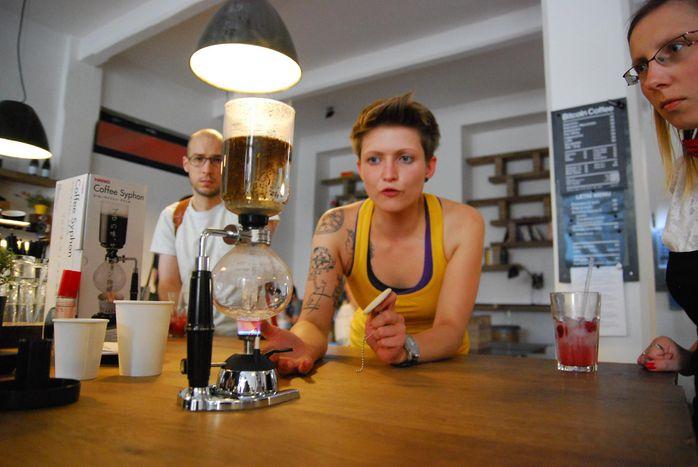 Image for Prag: Café setzt auf Bitcoins gegen Überwachung