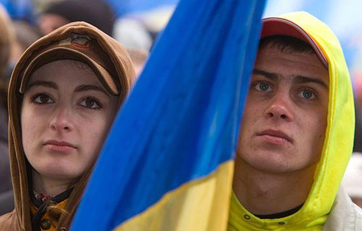 Image for Na Ukrainie kryzys, kampania i czcze gadanie: Pomarańczowa Rewolucja 2.0
