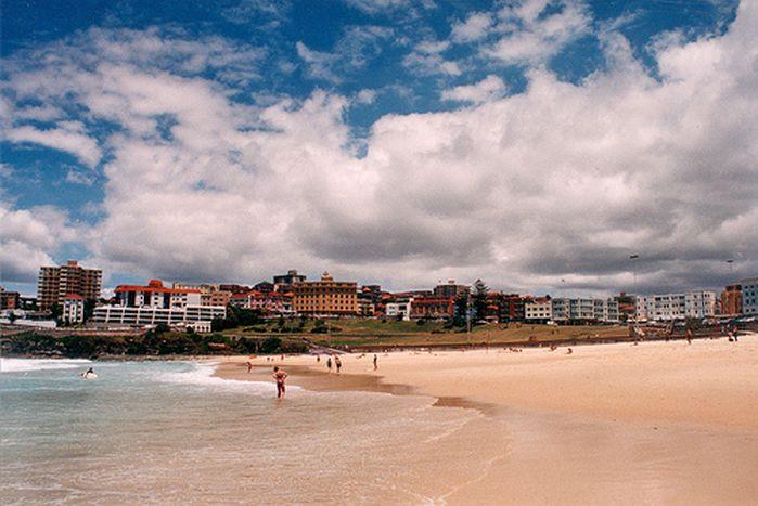 Image for Bondi Beach - surfowanie i poezja