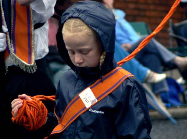 Image for La Orden de Orange en Belfast, muy lejos de un desfile de scouts