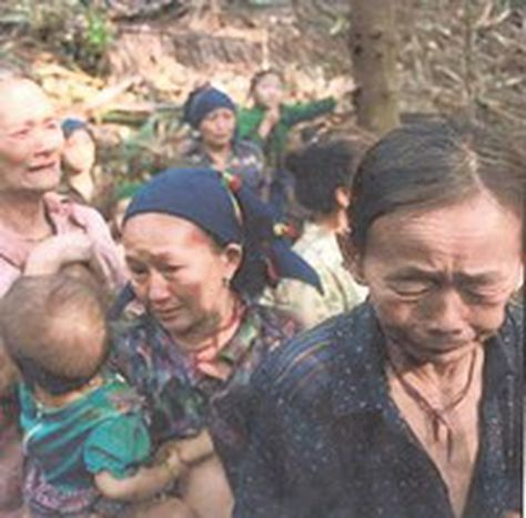 Image for Laos, deportations financed by Brussels?
