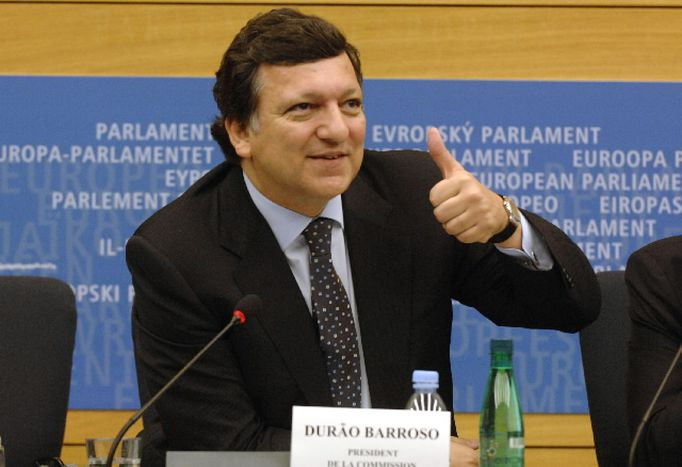 Image for Barroso es el enemigo de Barroso