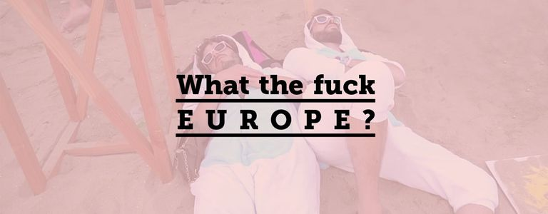 Image for [VIDEO] What the fuck Europe ? : a Cabourg, Mon Amour