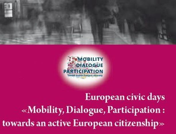 Image for Demokratie zum Mitmachen - Die Europäischen Bürgertage