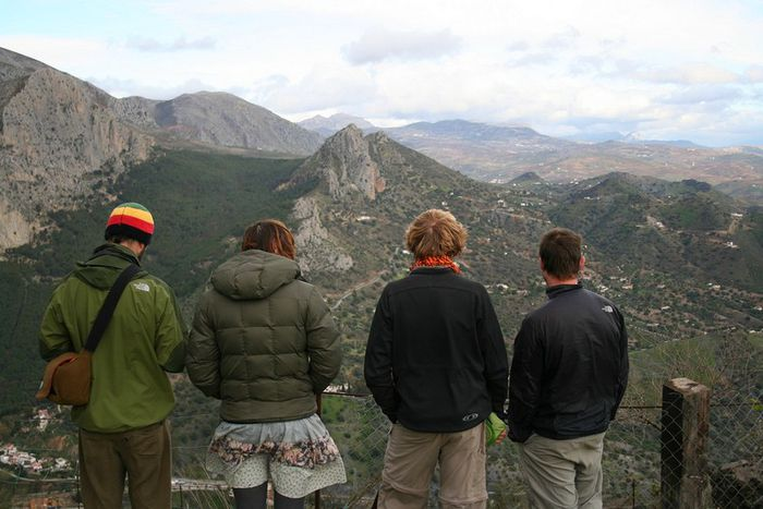 Image for El Chorro : une via ferrata royale pour les grimpeurs européens