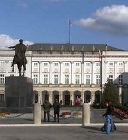 Image for Faible campagne électorale en Pologne