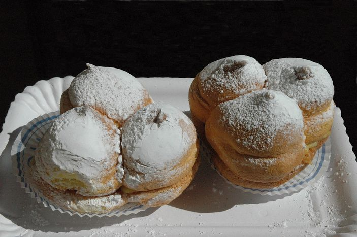Image for Sise delle Monache: no toplessness nor religion behind Abruzzo's domed cakes