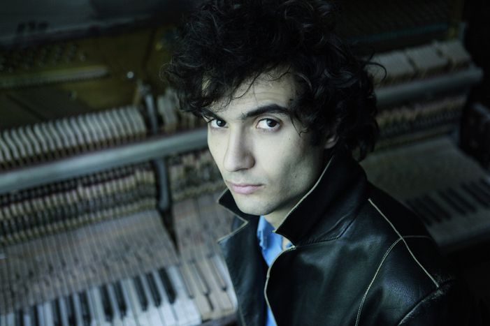 Image for Tigran Hamasyan: 'Armenian music is not considered an art form any longer'