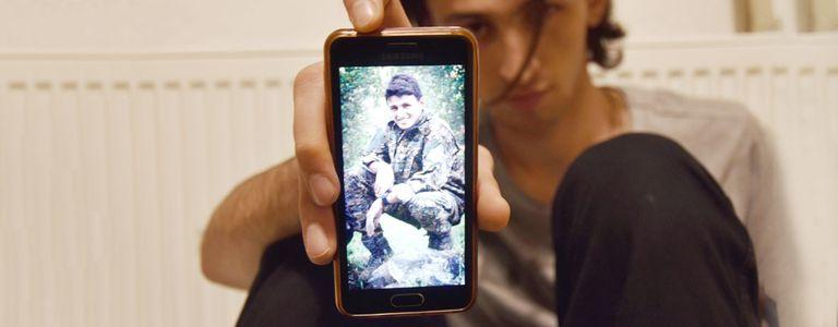 Image for Viaggio con Selam: da combattente in Kurdistan a rifugiato nel Nord Europa