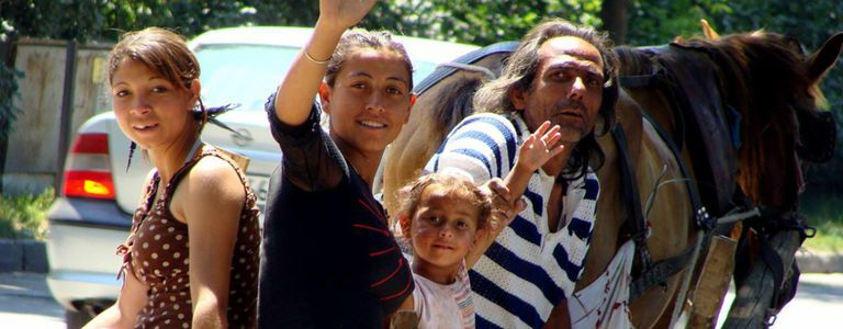 Image for Meet the Roma activist fighting against Roma traditions