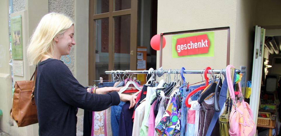 Image for Berlin : Leila, le magasin où tout est gratuit