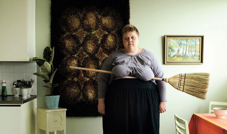 Image for Finnish Photographic Art: Relentless Beauty byIiu Susiraja