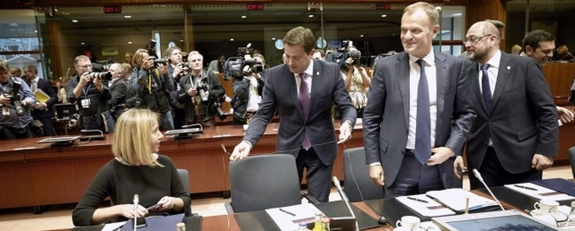 Image for Live from the European Council 15 and16 Octobre