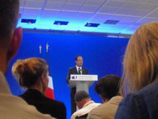Image for Conférence de presse de François Hollande: Debriefing