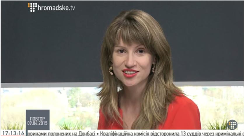 Image for Hromadske.tv:new journalism ucraino dopo la rivoluzione