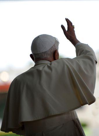 Image for Dimissioni istruzioni per l'uso: consigli per Benedetto XVI