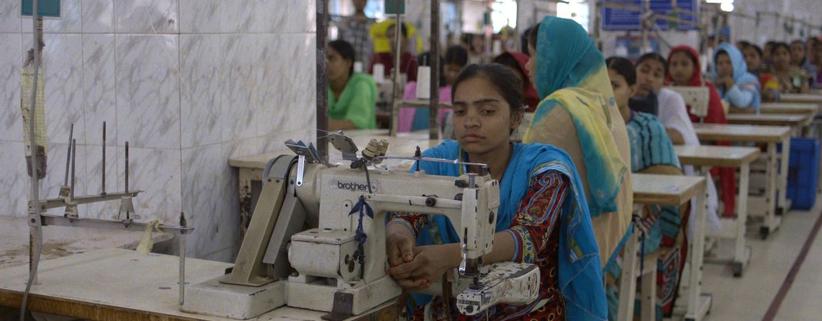 Image for The True Cost: Fashion at what price? (2/2)