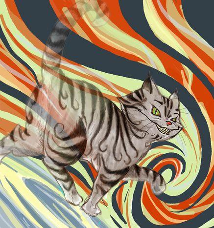 Image for Achtung, Katze: Von der europäischen Literatur in den Abfall