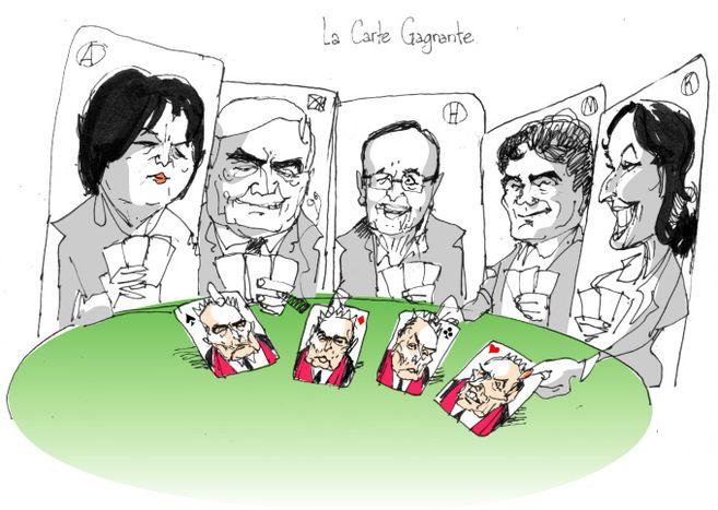 Image for Sexe, fraudes et primaire socialiste : les cartes à jouer