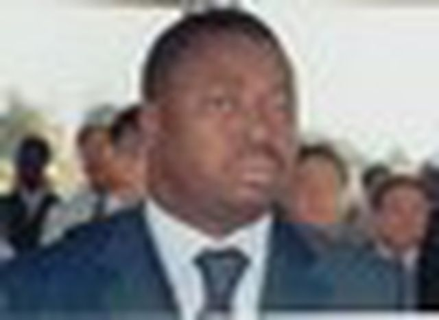 Image for Europa apoya la dictadura en Togo