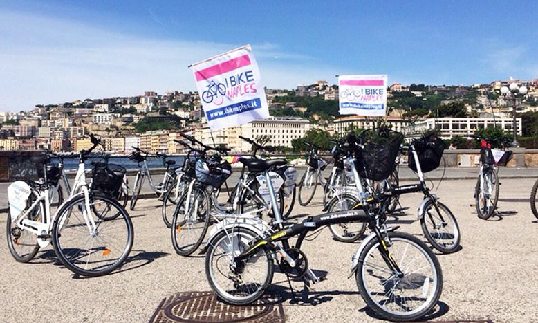 Image for [fre] I Bike Naples: Naples roule sur le tourisme durable
