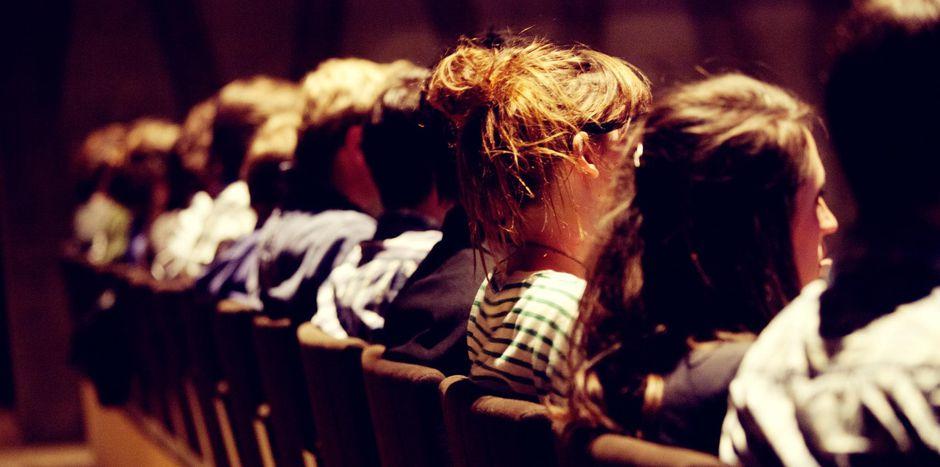 Image for Cinema e giovani, un amore checredenel futuro