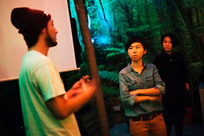 Image for Nie wieder Mafiaboss! Das Berlin Asian Film Network