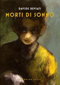 Image for Davide Reviati, le tavole originali di 'Morti di Sonno'