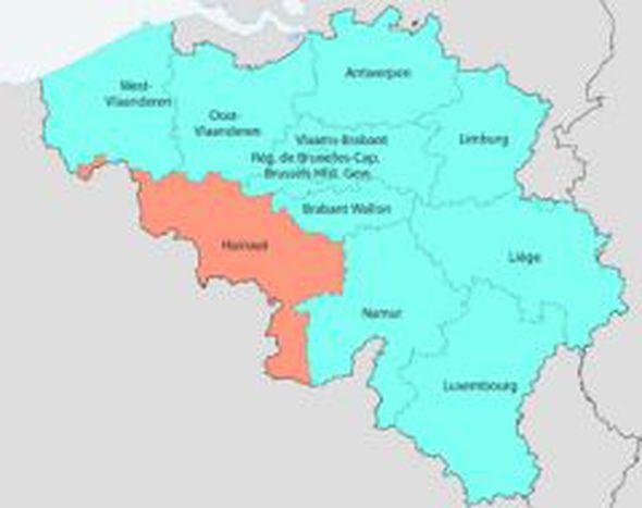 Image for L'Europe au chevet des régions