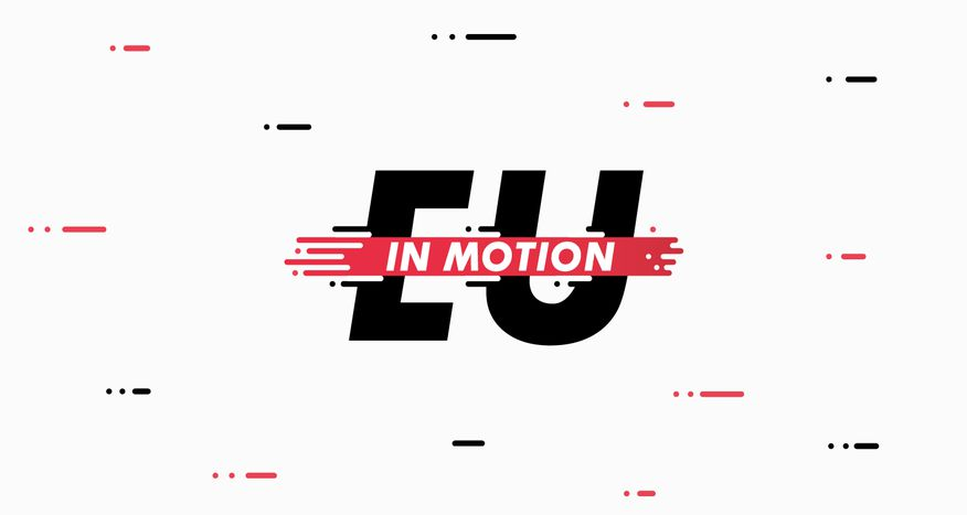 Image for Call for journalists/photographers: EU in Motion, 1-5October, Athens.
