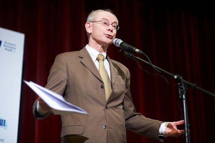 Image for Herman Van Rompuy, une Présidence work in progress