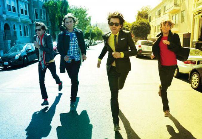 Image for I Phoenix, miglior gruppo francese all'estero