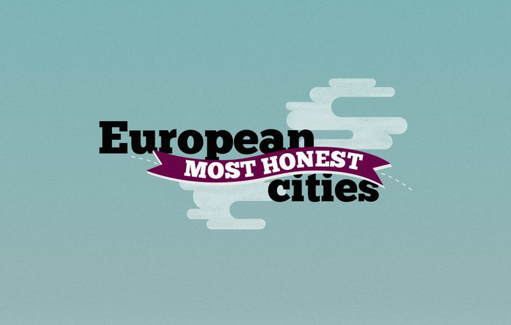 Image for Infographic: Helsinki most honest city in world