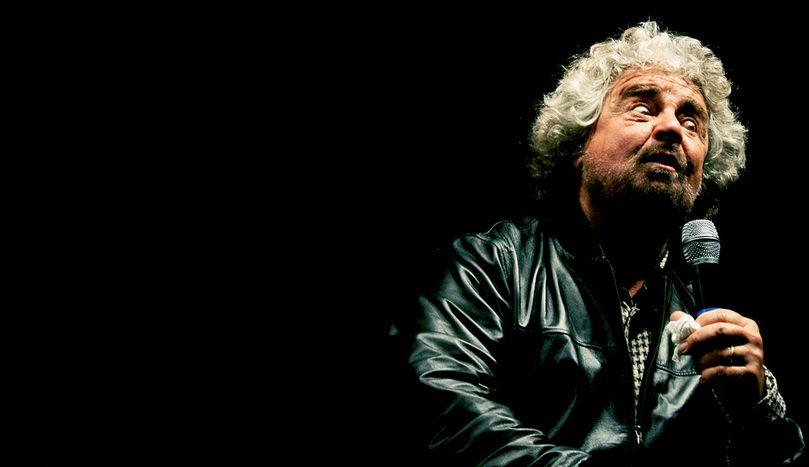 Image for 5 Stelle e Grillo, anamnesi di un leader