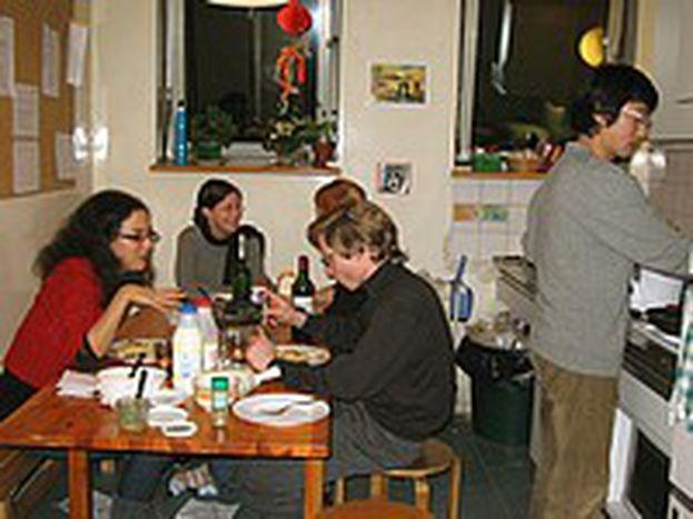 Image for Erasmus-Party auf 34 Hektar