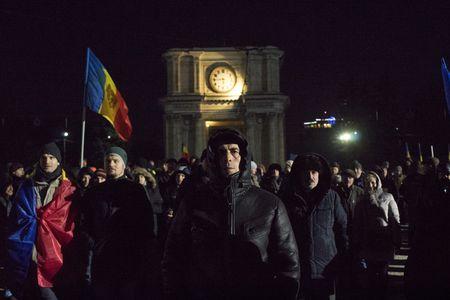Image for Moldawien in Bildern: NeueProtestwelle in den Straßen vonChișinău